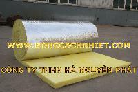 bông thủy tinh 24 kg/m3